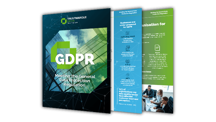 Image of GDPR Readiness Assessment Brochure