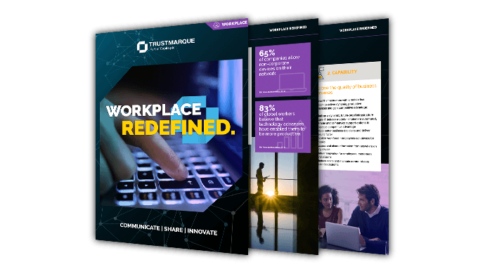 Image of Workplace Redefined Brochure