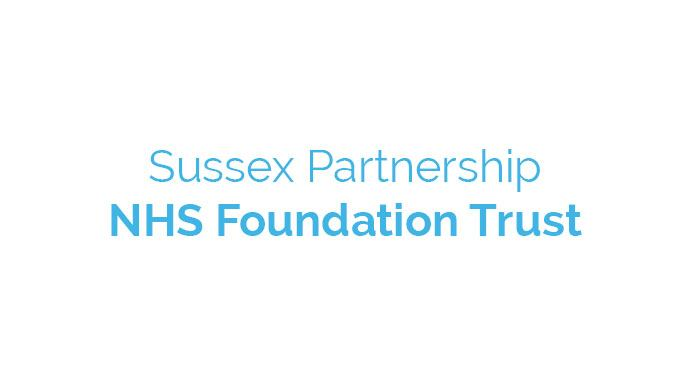Sussex Partnership NHS Foundation Trust Logo