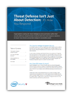 Image of Threat Defence White Paper