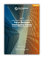 Image of Top 10 Business Intelligence trends 2018 White Paper