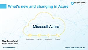 Simplify your journey to the cloud with Citrix on Azure - Trustmarque